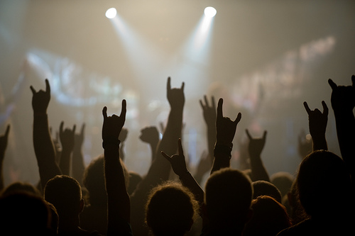 audience-horns-up