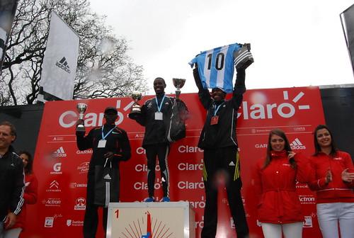 Maraton de Buenos Aires 2012