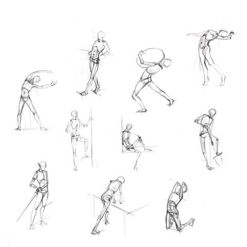 Julia Bilenko_Lesson 6_figures action