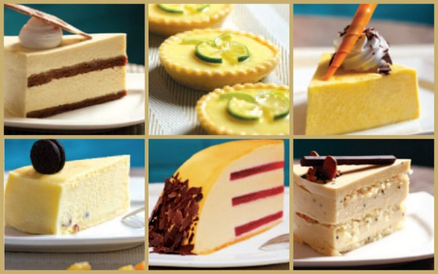 nydc new cakes