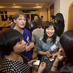 Beijing Alumni Event in November 2010