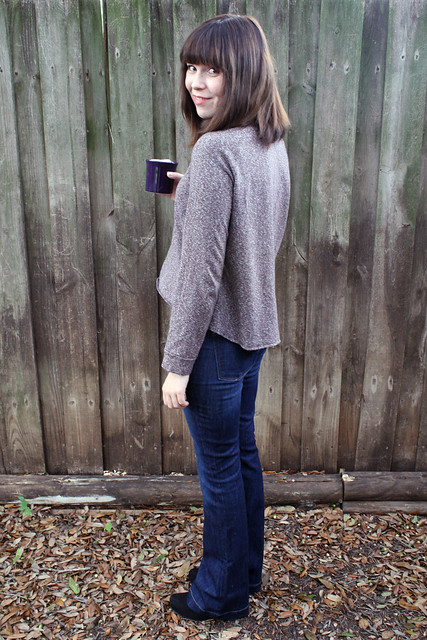 Hot Cocoa Sweater