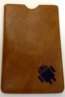 Android Leather Pouch