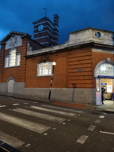 Harrow & Wealdstone Station Building