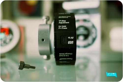 Follow-Focus USB Cinematics