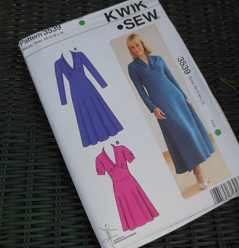 Kwik Sew 3539 by becky b.'s sew & tell