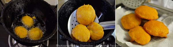 How to make aloo bajji - Step3