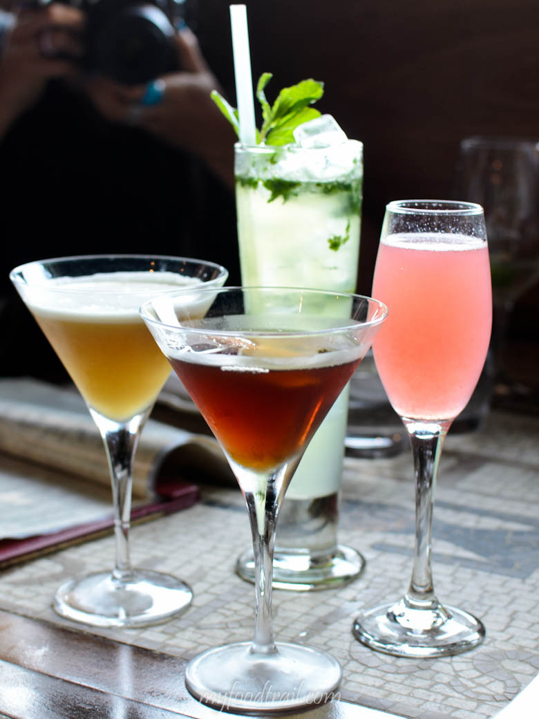 Byblos Bar & Restaurant - Cocktails