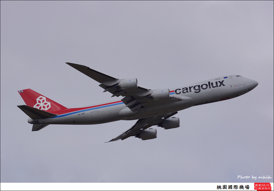 Cargolux LX-VCB