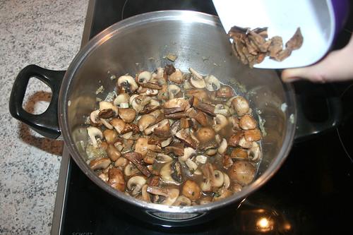 28 - Steinpilze hinzufügen / Add porcini