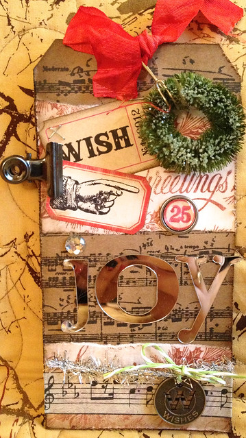 Scrap Time - Ep. 816 - Tim Holtz Tag