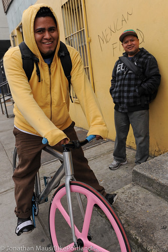 Mexican Fixed delivery guys in NYC-6