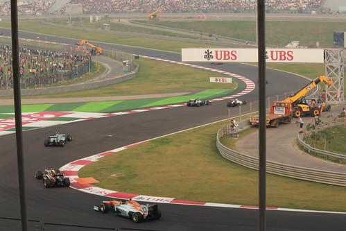 F1 2012 Indian GP