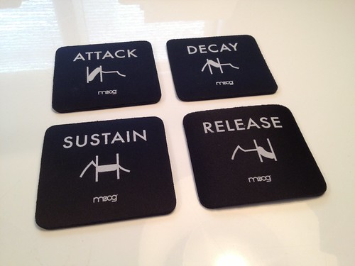 Moog Coasters by oliverchesler