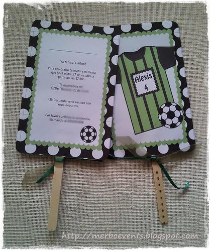 Invitación5Kit cumpleaños futbolero Merbo Events