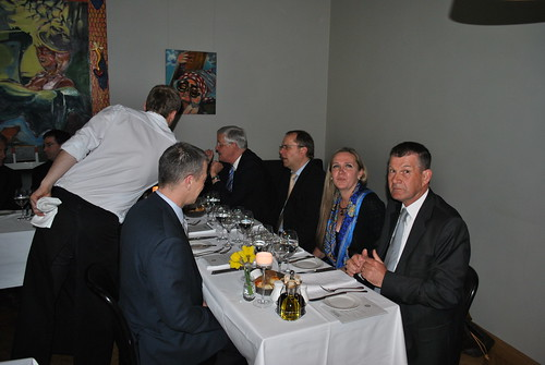 Monthly Dinner with Girts Greiskalns, FICIL