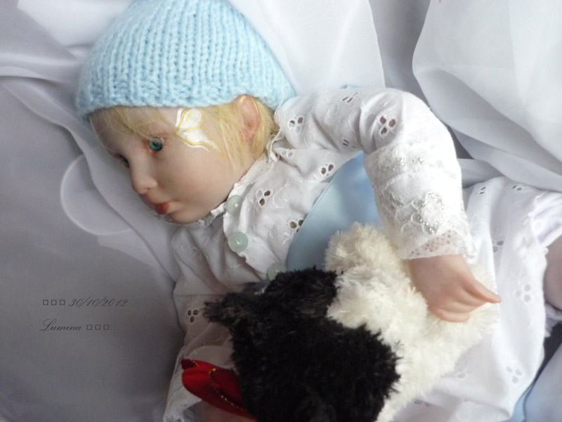 Nurserie Neko doll  8138740985_002fe30db8_c