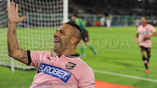 Calcio, Palermo-Catania 3-1 $