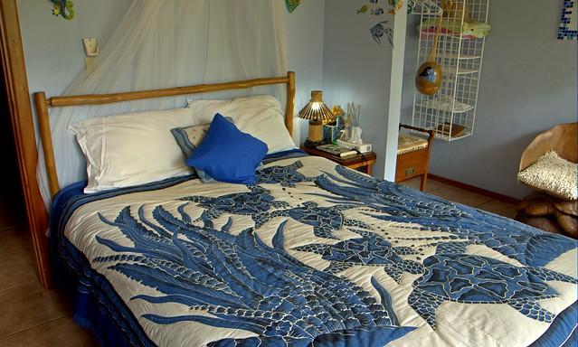 Double Bedroom - Garden Views