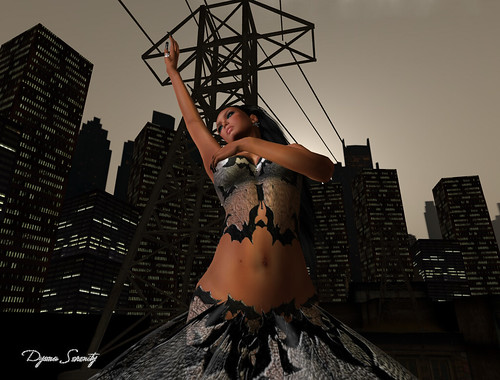 *Bliss Couture* 2012 Free Halloween Gown Gift by Dyana Serenity