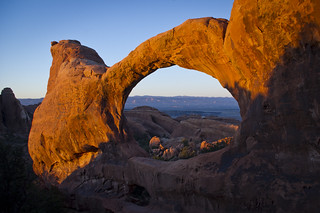 Double O Arch, Utah