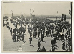 Departure of the troopship NESTOR