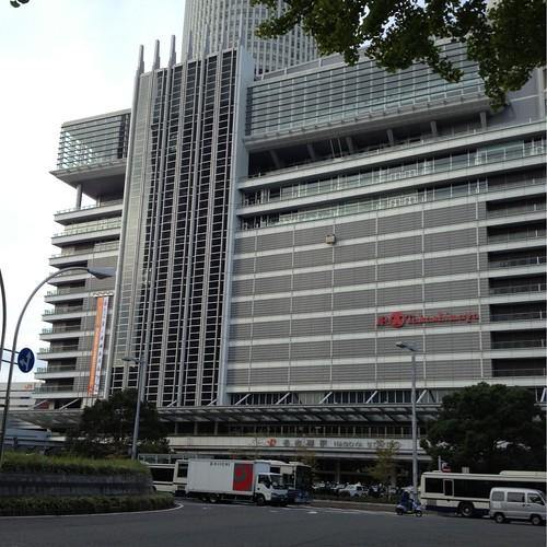 名古屋駅に by haruhiko_iyota