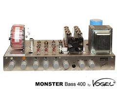 VOGEL Monster Bass 400 by Vogel Guitar Concepts
