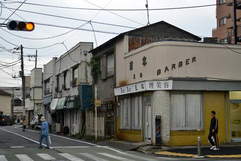 井土ヶ谷の協和日用品市場と鶴巻市場…