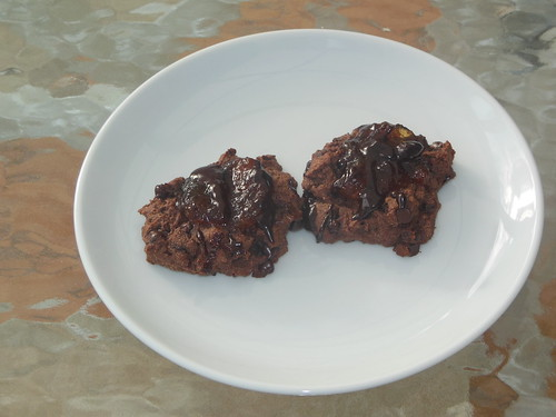 gluten free black forest cookies