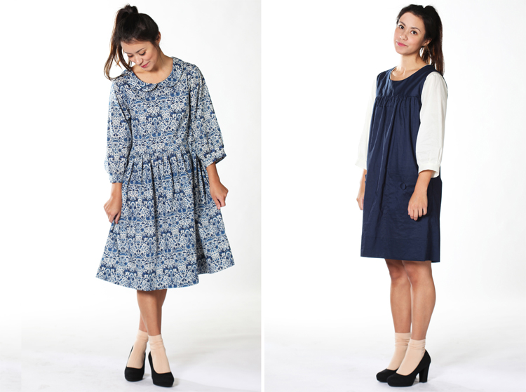 Luna Dress & Lorelai Dress