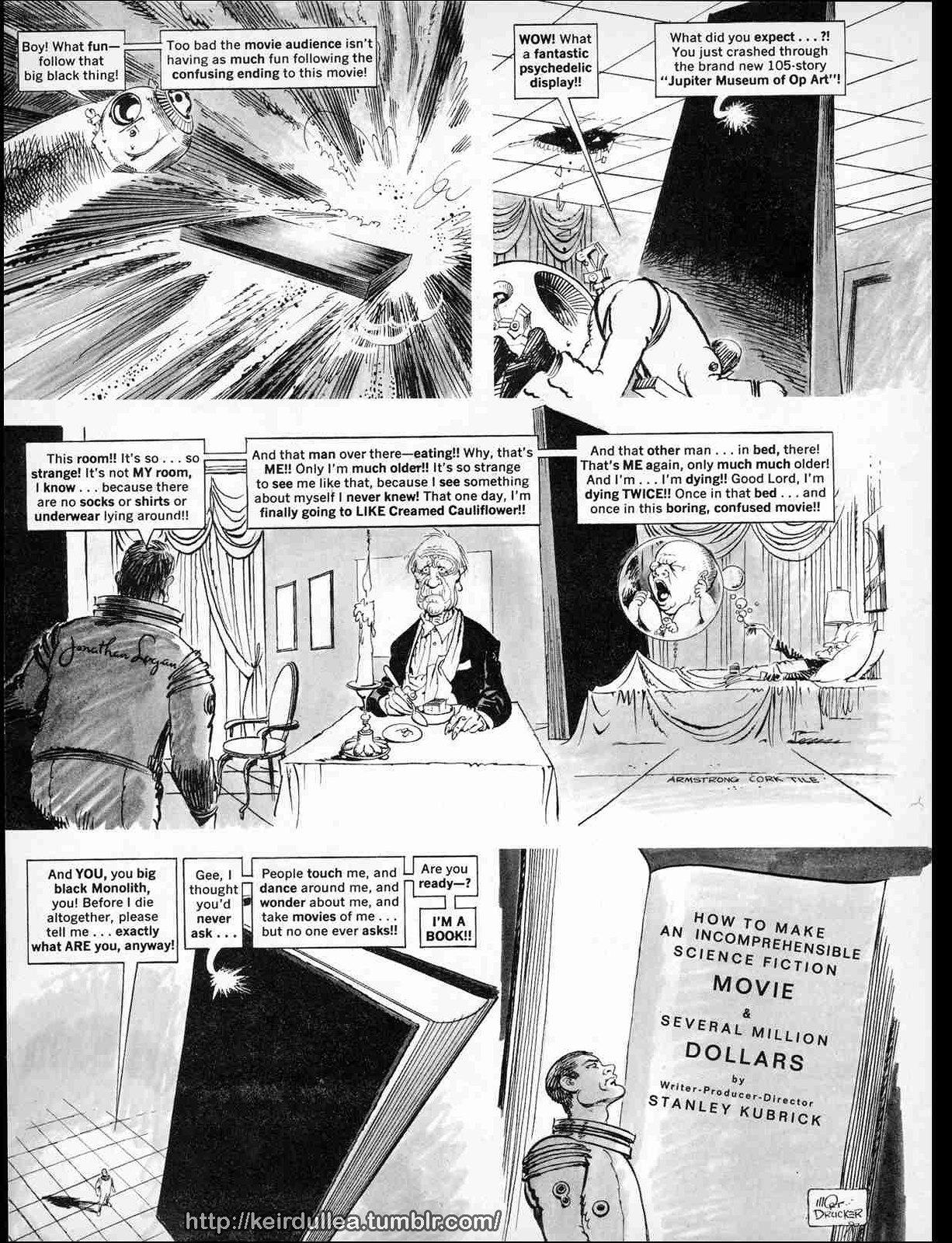 Blogs - Mad Men - Mad Men\'s 1960s Handbook – MAD Magazine ...