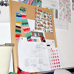Cath Kidston's office plans