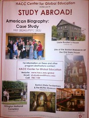 Study Abroad with HACC