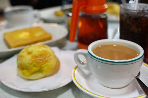 HK Style Milk Tea