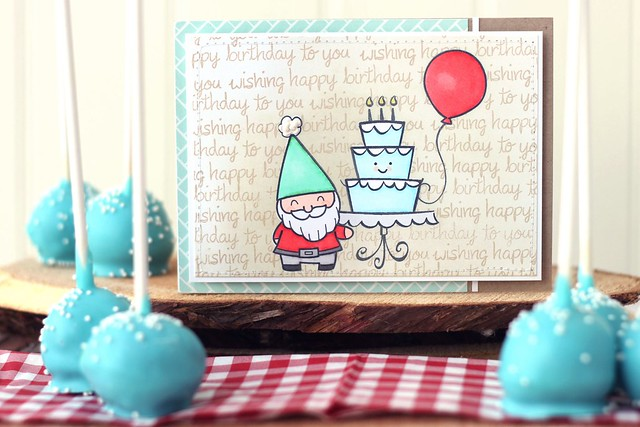 gnomie birthday.