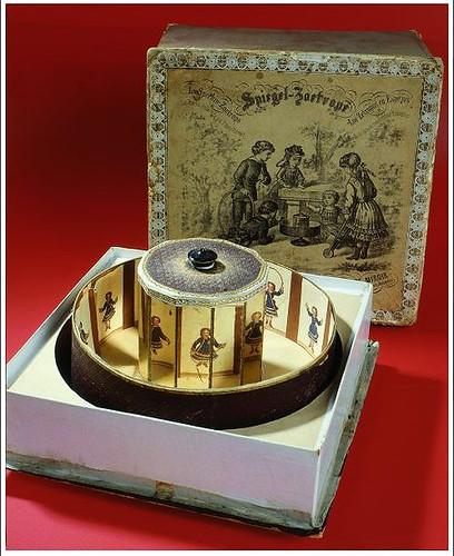 014-Praxinoscopio-via Museu del Cinema. Girona by ayacata7