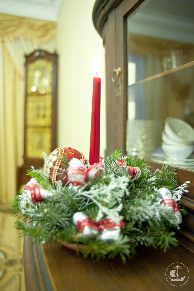 7 января 2013, Рождественские поздравления