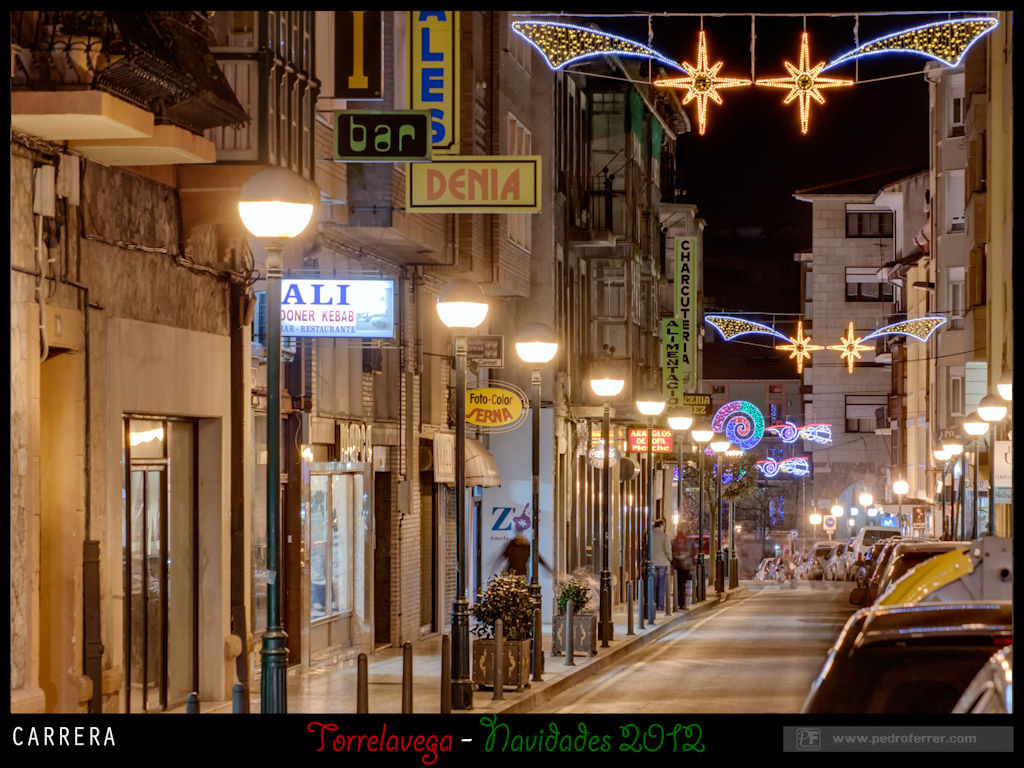 Navidades Torrelavega 2012 - Carrera
