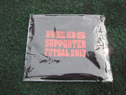 REDS SUPPORTER FUTSAL 2013