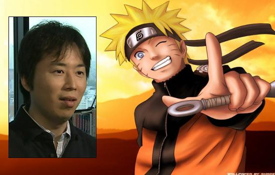 Diário Otaku - Conheça Masashi Kishimoto o Criador de Naruto