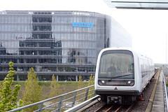 monorail(0.0), maglev(0.0), metropolitan area(1.0), passenger(1.0), vehicle(1.0), train(1.0), transport(1.0), rail transport(1.0), public transport(1.0), rolling stock(1.0), track(1.0), railroad car(1.0), rapid transit(1.0),