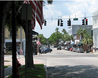 mt dora downtown