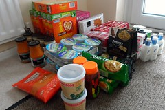 My £29 shop from Approved Food