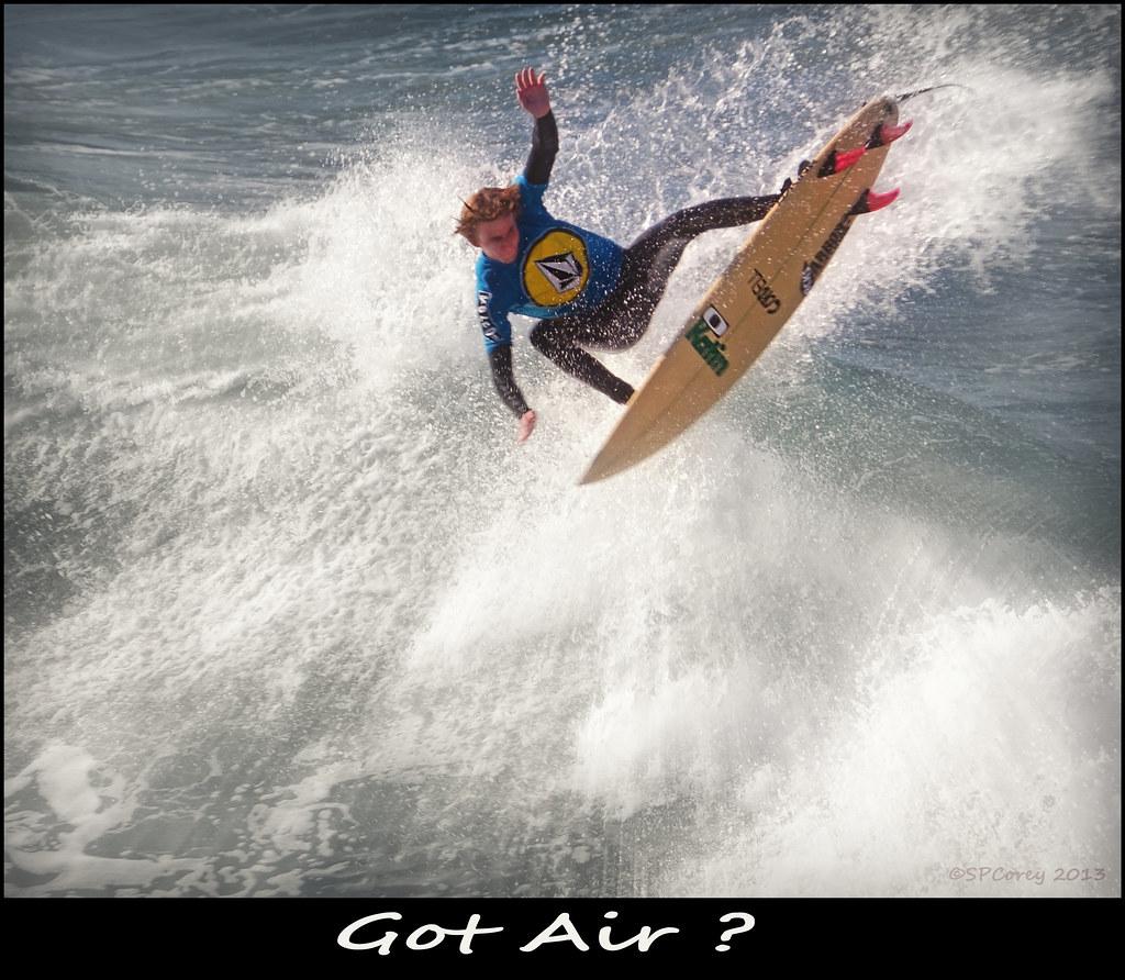 Got Air ?