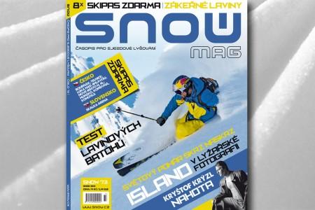 SNOW 73 - únor 2013