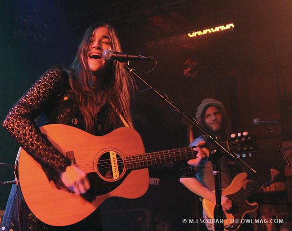 Jenny O @ The Troubador, LA, 1/19/13