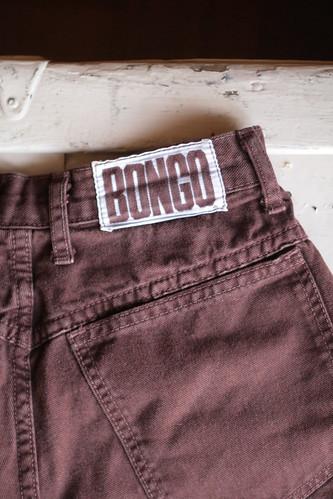 bongo shorts.