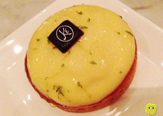 maison kayser lemon tart