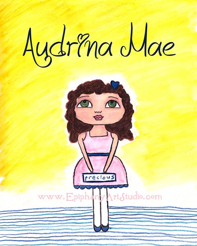 Audrina Mae